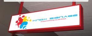 Knox Signage - LightBox2