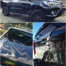 Carbon Fibre Black Vehicle Graphic