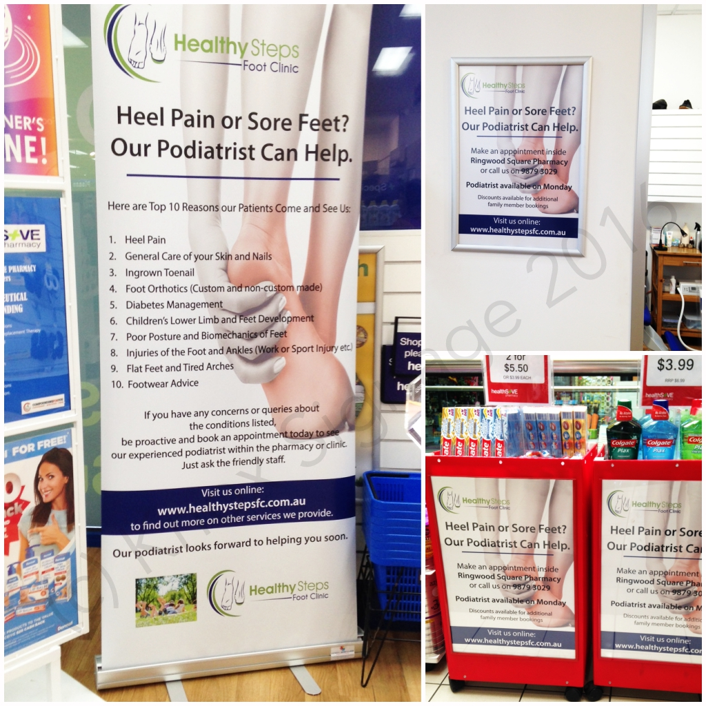 Pull-Up Banner & Posters
