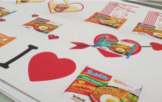 Knox Signage - Indomie.Stickers